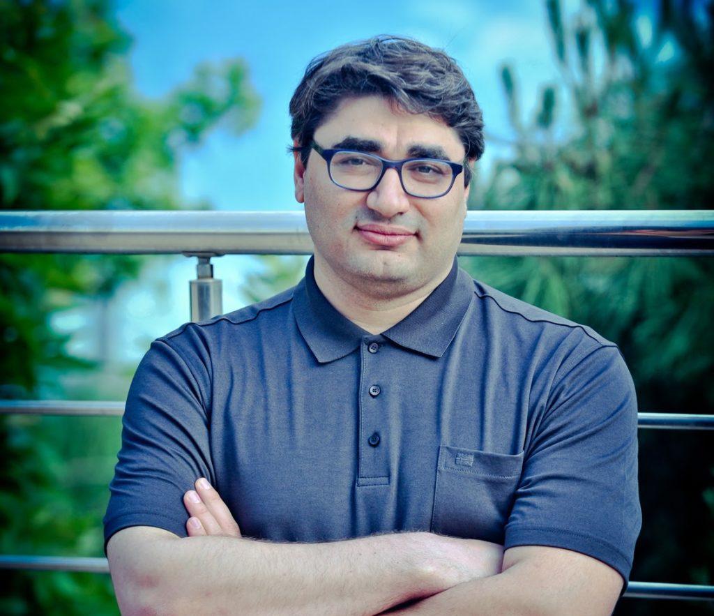 دکتر حامد قدوسی